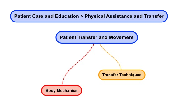 PHYSICAL ASSISTANCE & TRANSFER