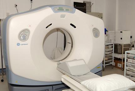 CT simulation